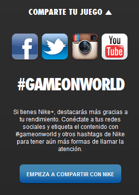#GameonWorld