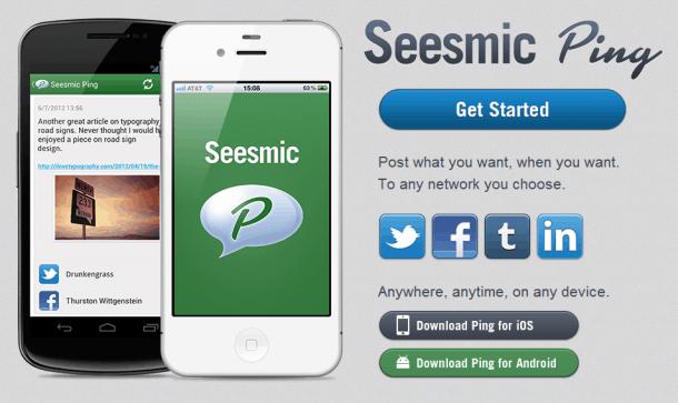 Seesmic Ping