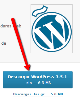 Descargar_Wordpress
