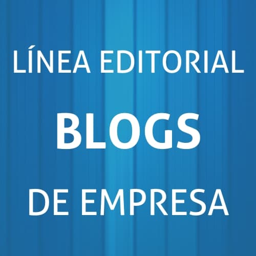 Línea editorial blogs empresa socialancer