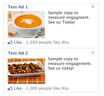 Publicidad Facebook Socialancer pruebas