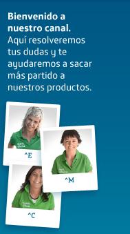 Atención personalizada Movistar Socialancer