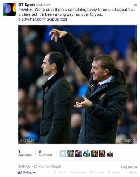 Las imágenes se muestran por defecto en Twitter, destacando por encima de los tuits basados en texto.