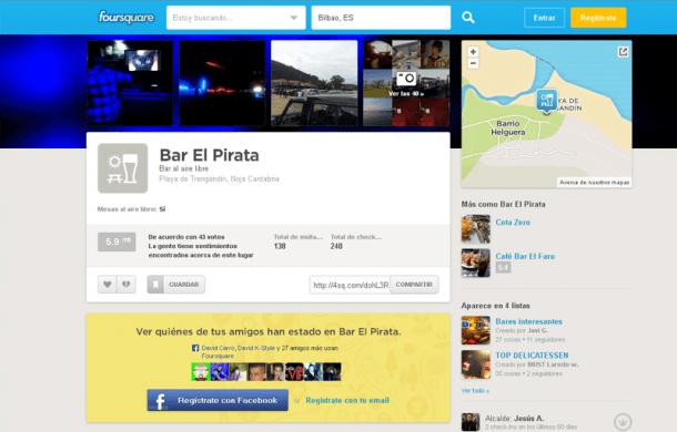 Foursquare Socialancer