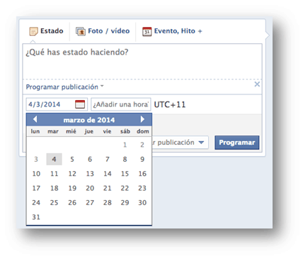 Programar post Facebook Socialancer 9 herramientas nativas de Facebook para mejorar tu Marketing Online
