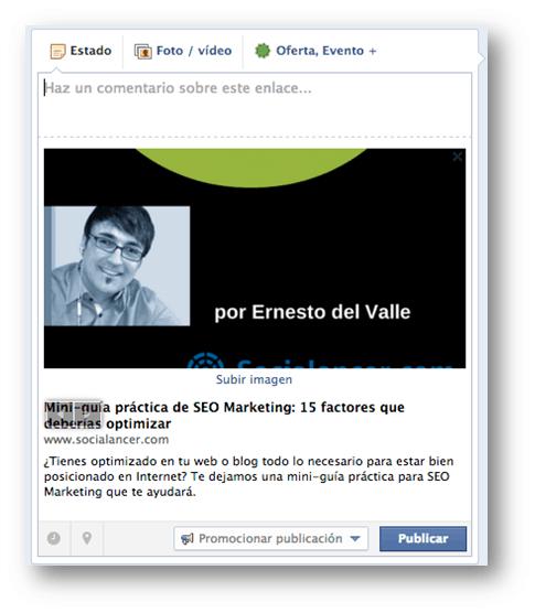 Subir imágenes Facebook Socialancer 9 herramientas nativas de Facebook para mejorar tu Marketing Online