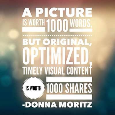 1 imagen 1.000 palabras Donna Moritz Socialancer 3 apps imprescindibles para crear imágenes de impacto