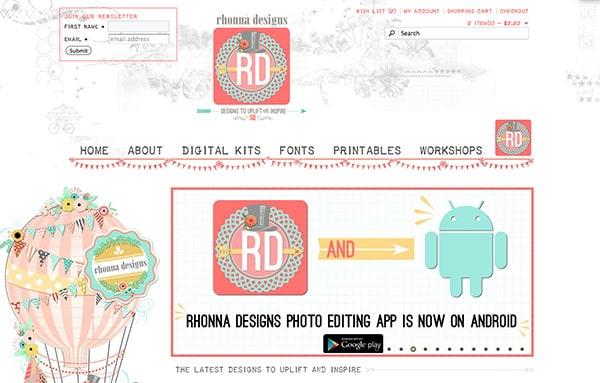 Rhonna Designs Socialancer 3 apps imprescindibles para crear imágenes de impacto