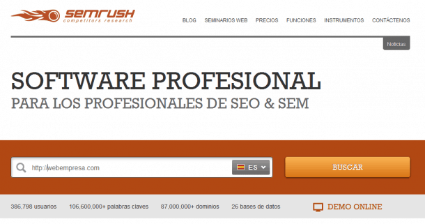 SEMrush Socialancer