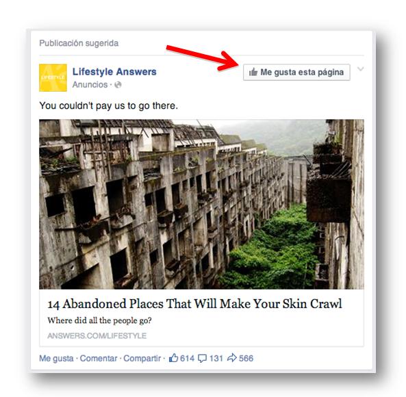 Buscar Me Gusta Facebook Ads Socialancer1 Facebook Ads: los 12 errores más comunes al organizar una campaña