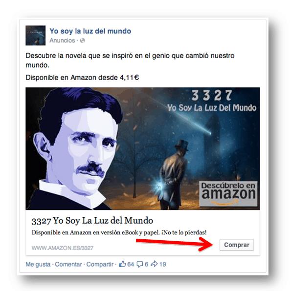 Llamada a la accion publicidad facebook socialancer1 Facebook Ads: los 12 errores más comunes al organizar una campaña