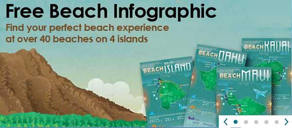 More beach infographics 3 pasos para crear infografías útiles
