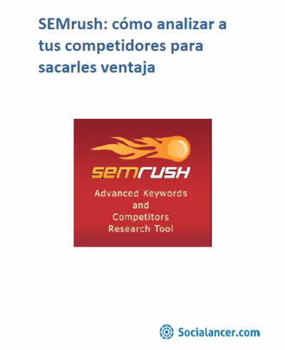 eBook SEMrush Socialancer