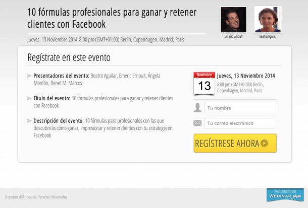 Captura de pantalla 2014 11 13 a las 12.41.23 e1415878957349 Cómo crear un webinar de éxito y gestionarlo con eficacia. 5 claves