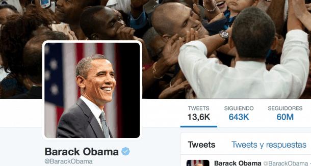 Barack Obama Twitter