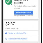 Respuesta Google Consumer Surveys