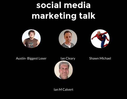 Blab Social Media Marketing Talk