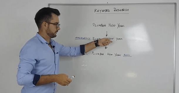Investigación palabras clave