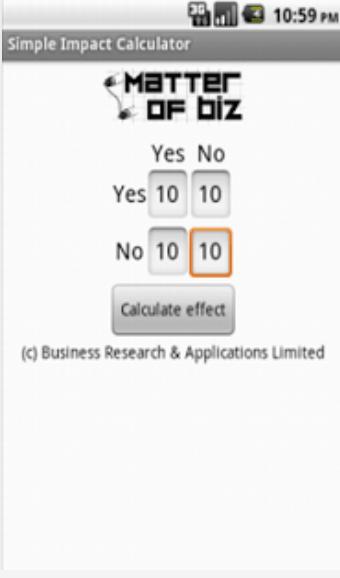 simple-impact-calculator